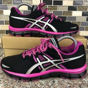 Asics Gel Blur33 Women's Running Shoes 7.5 Pink